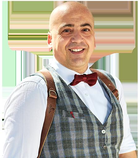 Mirko Vegliò - Il fotografo di matrimoni - CHI SONO